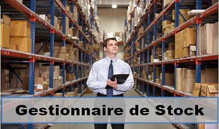 ENJOY FASHION recrute GESTIONNAIRE DE STOCK