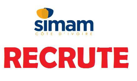 SIMAM recrute des ASSISTANTS MAGASINIERS